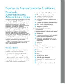 Guía de Estudio 2012