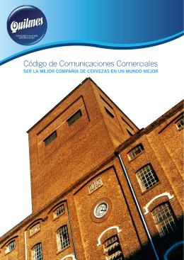 Código de Comunicaciones Comerciales