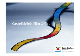 Castelldefels Film Office