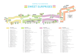 La Roca Village Sweet Surprises