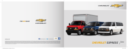 Catálogo - Chevrolet México