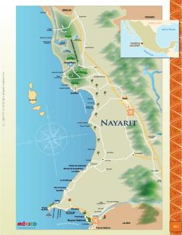 área de la riviera nayarit