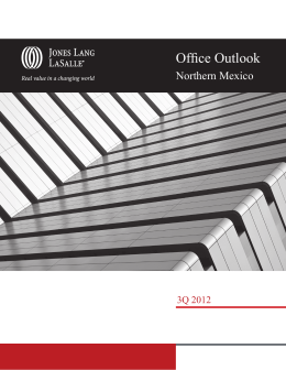 Office Outlook - Jones Lang LaSalle