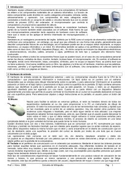 Prof. J. Viera 2008 Extraído de Wikipedia Pág 1