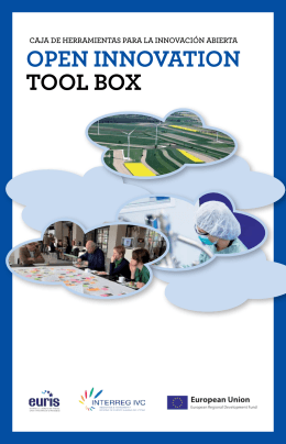 OPEN INNOVATION TOOL BOX