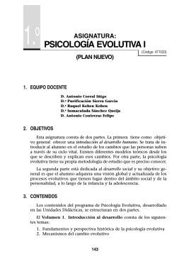 pdf psicología evolutiva i