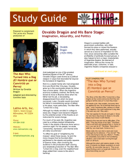 Study Guide - Latino Arts, Inc.