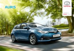 Auris - Toyota Canarias