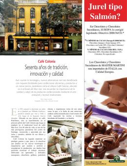 Chef & Hotel - Café Colonia