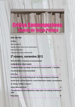 Revista completa 2012