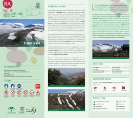 Ruta RA. Guéjar - Sierra