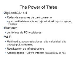 Comunicación de aplicaciones mediante TCP/IP sobre Wi-Fi