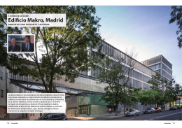 Edificio Makro, Madrid