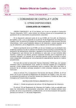ORDEN FOM/208/2011, de 22 de febrero, por la que se aprueba la