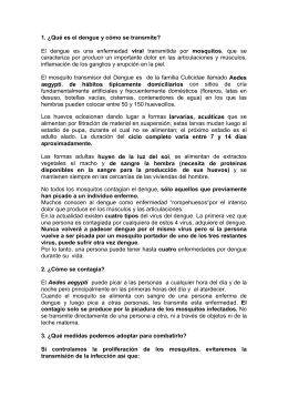 Información del Ministerio de Salud