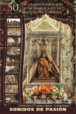 SONIDOS DE PASIÓN - La Virgen del Camino