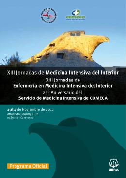 XIII Jornadas de Medicina Intensiva del Interior