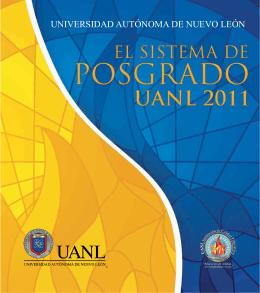 Graduate Studies - Universidad Autónoma de Nuevo León