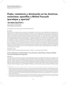 Guardar - Revista de Estudios Sociales