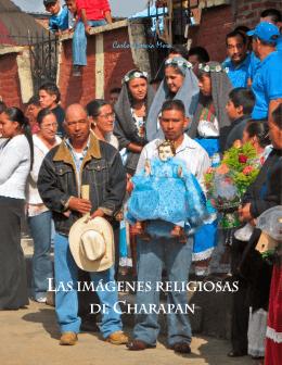 LAS IMáGENES RELIGIOSAS DE CHARAPAN
