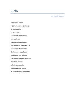 por José M. Iarussi Preso de la ilusión y los mercaderes religiosos