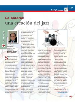 una creación del jazz