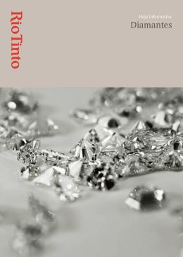 Diamantes - Rio Tinto
