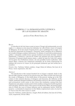 Miscel·lània Litúrgica Catalana XIX
