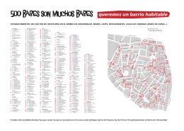 Mapa de bares