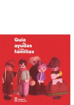 Guía ayudas familias