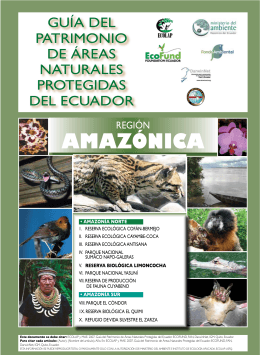 amazónICa - Cuyabeno Lodge