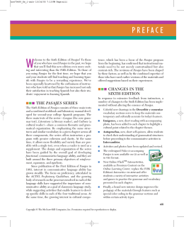 PREFACE - McGraw Hill Higher Education