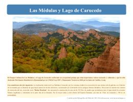 Las Médulas y Lago de Carucedo