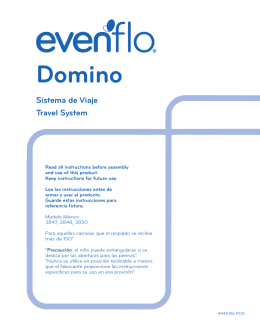 Domino - Evenflo