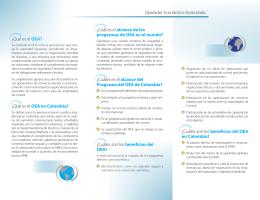 ¿Qué es el OEA? ¿Qué es el OEA en Colombia? ¿Cuál es el