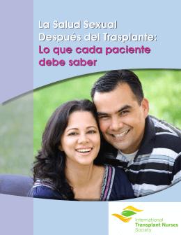 La Salud Sexual Después del Trasplante
