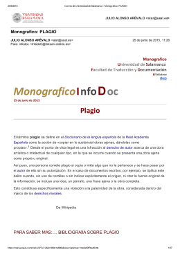 MonograficoInfoDoc
