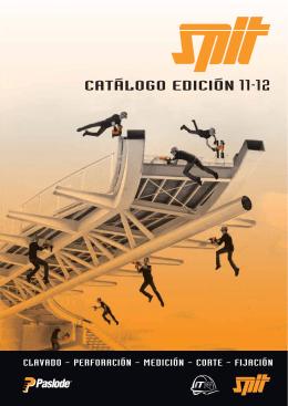 Descargar catálogo - herramientas de construcción y anclajes