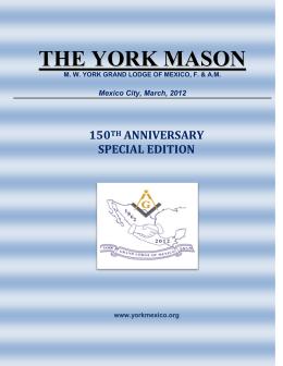 Al Servicio de los masones del Rito York en México