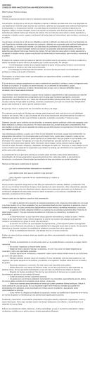 ORATORIA: CONSEJOS PARA HACER EXITOSA UNA