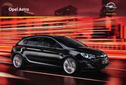 Opel Astra - Motor Leyva