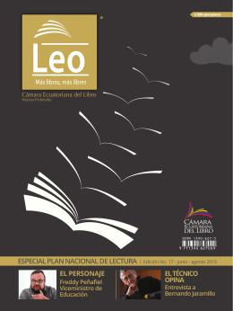 Descargue aquí la Revista Leo #17
