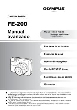 FE-200 - Olympus