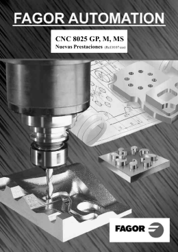 CNC 8025M -OEM - (cas)
