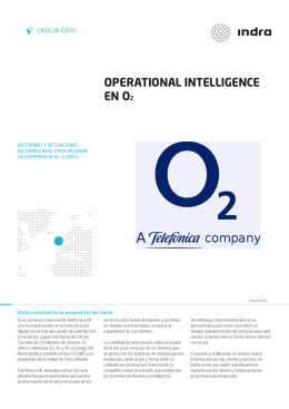 OPERATIONAL INTELLIGENCE EN O2