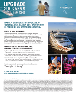 Freestyle Cruising.® - Norwegian Cruise Line