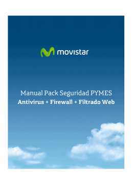 Manual Pack Seguridad PYMES