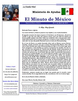 El Minuto de México