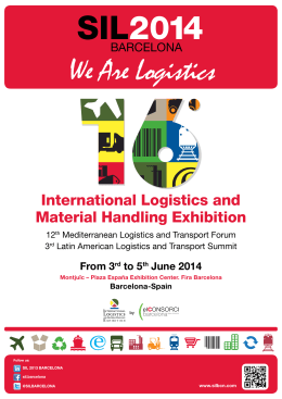 International Logistics and Material Handling Exhibition