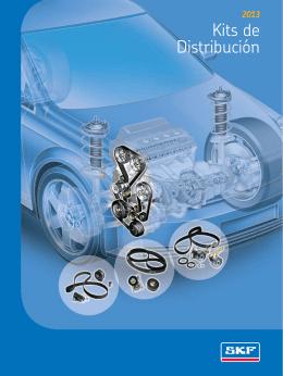 Catálogo Kits de Distribución